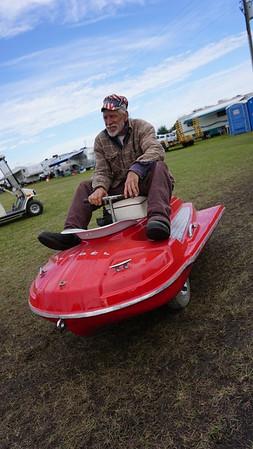 Tractor Heaven - Florida Flywheelers Meet