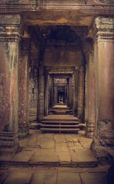 Siem Reap Ankor Complex