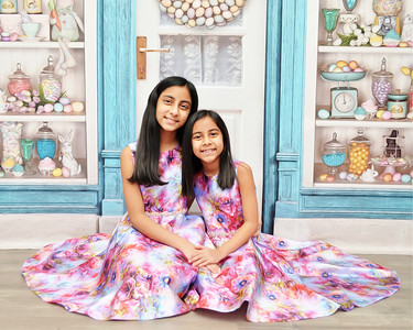 Unjali & Kajol Easter 2021