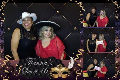 Tianna's Sweet 16