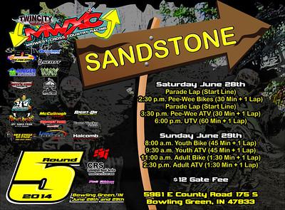 2014 Round #5 Sandstone