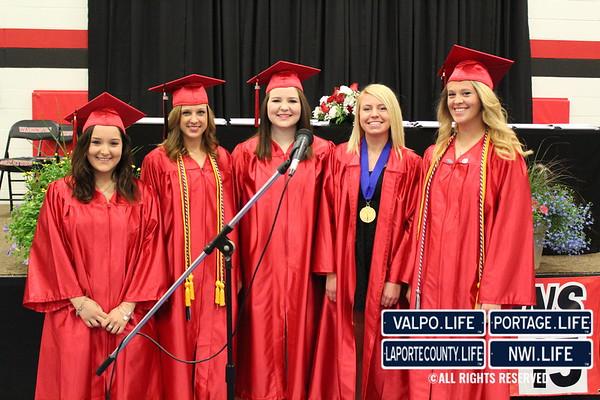2015 Washington Township High School Graduation