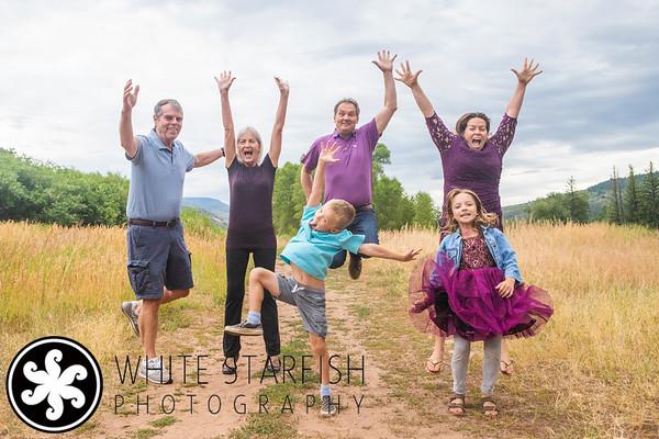 Beaver Creek Family Photos - Miller Ranch Open Space - Weinreich