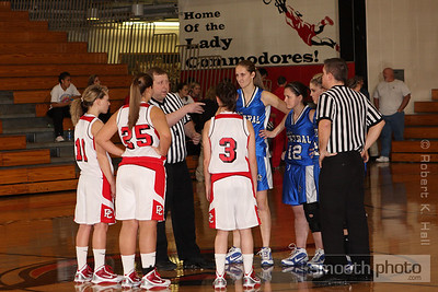 Girls Basketball 2010: Letcher and Perry Central