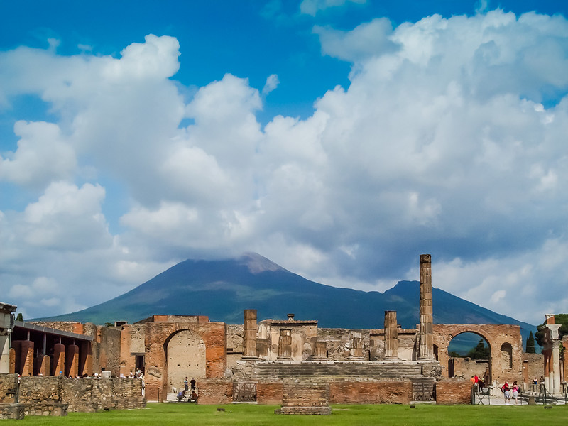 Rome to Pompeii: The Best day Trip in Italy