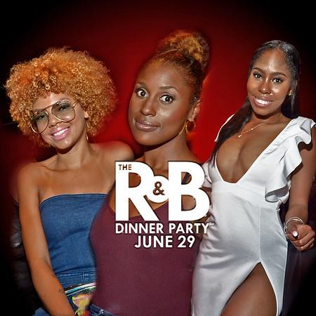 R&B Dinner Party Cafe Circa 6.29.18