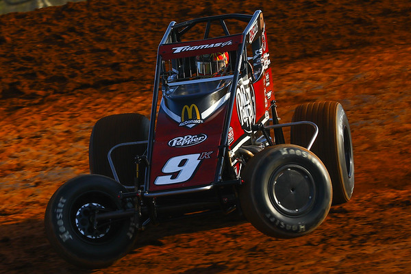 USAC National Sprint Cars at Bloomington 'Larry Rice Classic'