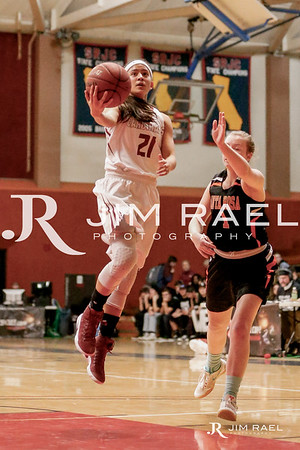 Varsity Basketball  vs Santa Rosa SRJC