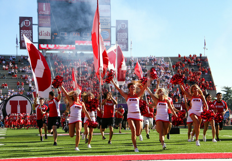 Utah vs Idaho State • 8-28-2014