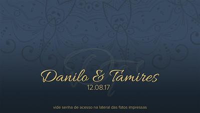 Tamires&Danilo 12-08-17