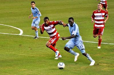 082711 Sporting KC vs FC Dallas