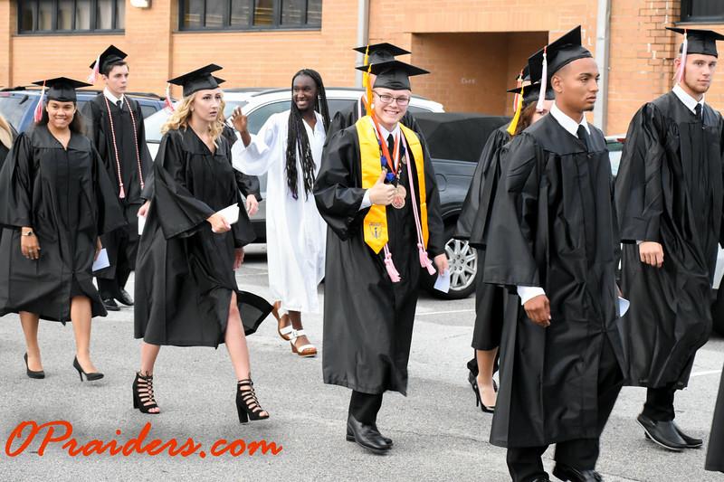 OP Graduation 2 - The Walk