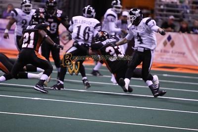 Milwaukee Iron VS Peoria 2009
