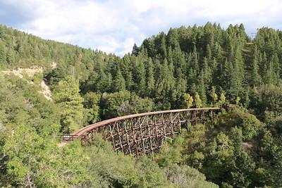 Cloudcroft Rail Sept 2015