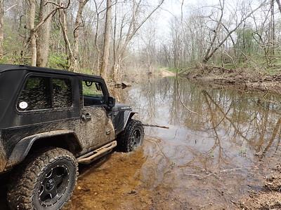 2018 Missouri Jeep Ride