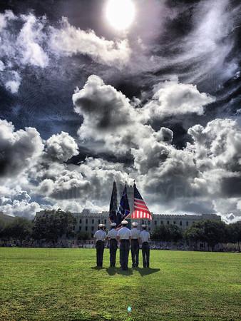 Citadel Sept 5, 2014 Parade