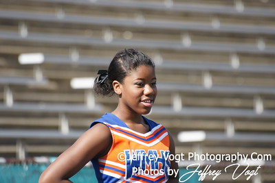 09-11-2010 Watkins Mill HS JV Cheerleading, Photos by Jeffrey Vogt Photography