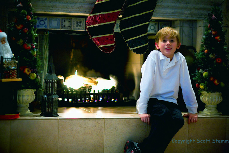 chase next to fireplace.jpg