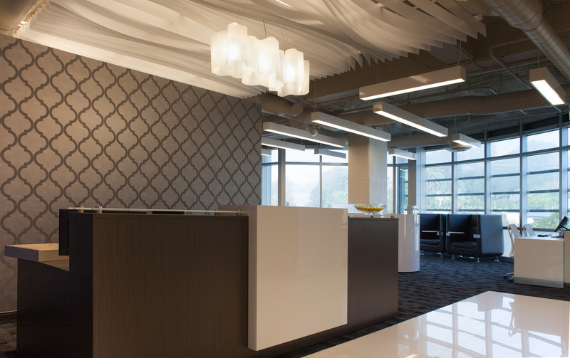 Alta Construction - Regus