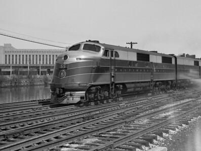 B&O—Earlier Diesel Locomotives