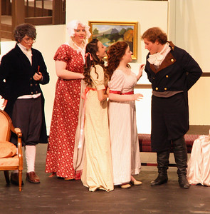 Pride and Prejudice Opening Night