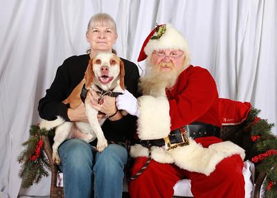 Santa Photos 2012
