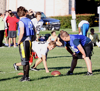 Southwestern University Intramural Football