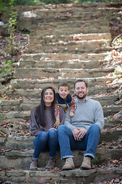 Dorsett Family Fall 2018