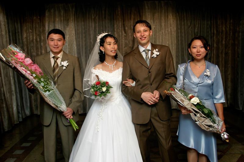 Wedding in Karaghandy