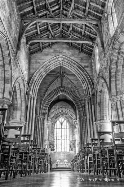 Church in Stirling, Scotland