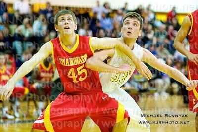 St. Anthony's Vs Chaminade, Boys Varsity Basketball 01.14.11