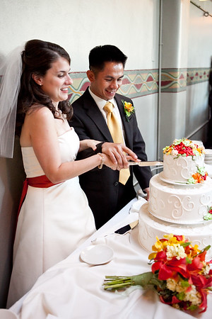 Cake Cutting & Toast
