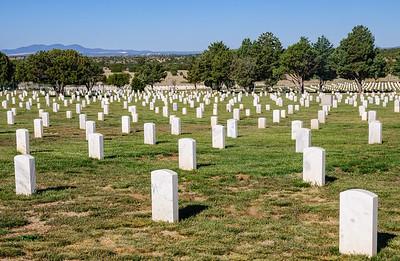 Fort Bayard National Cemetery