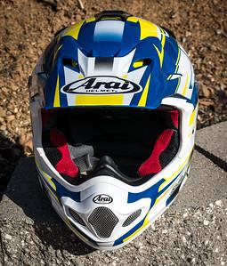 Arai Dirt Helmet