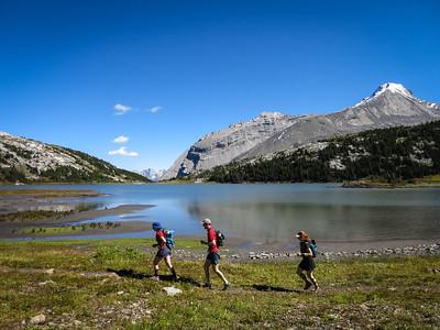 2014 Trail running
