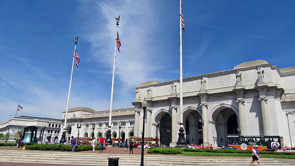 Washington Union Station Area