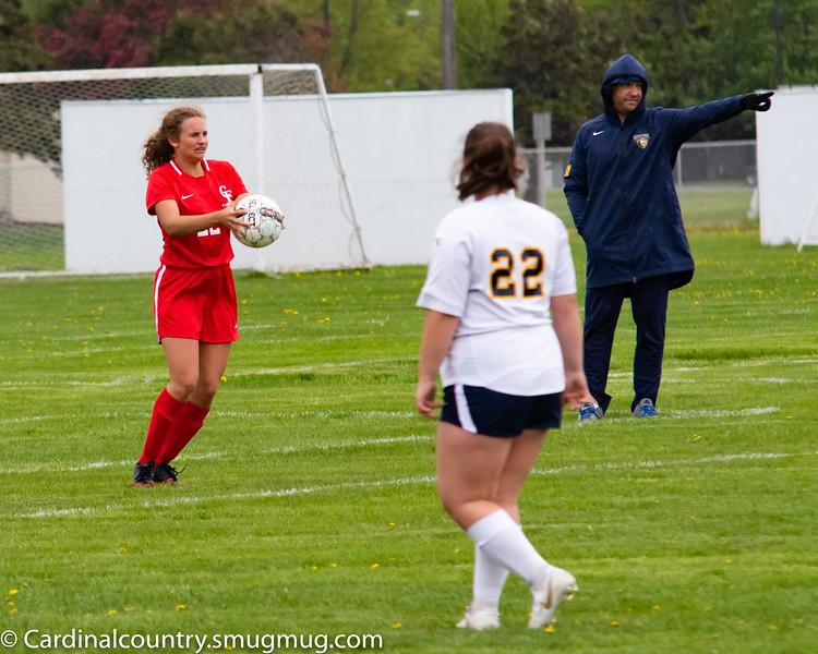 Womens Soccer JV