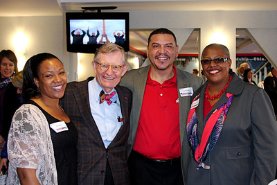 2011 PFW Employee Reception with President Gee