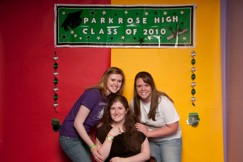 All Nite Party pics Class 2010