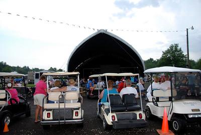 2010 Nascar Night Indian Creek Camp Ground Ohio