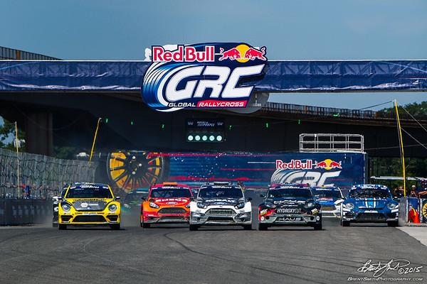 Red Bull Global Rallycross Washington DC