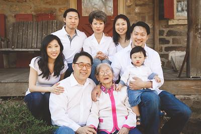 Hwang Family