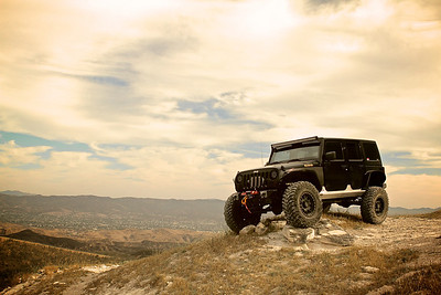 GenRight Jeep Photos