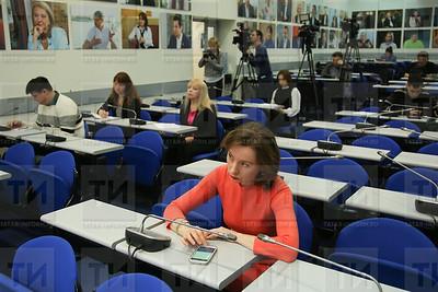 11.11.2019 Пресс конференция посвященная Европейской неделе качества в РТ (Султан Исхаков)