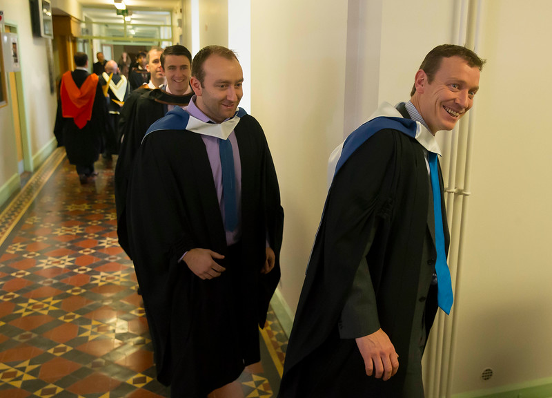 30/10/2015. Waterford Institute of Technology Conferring. Picture: Patrick Browne