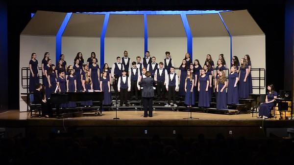 WHS Spring Chorus Concert 2018