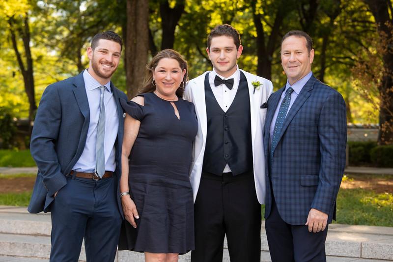 Mitchell Schindler graduation from Greenhill School at The Meyerson in Dallas, Texas on June 3, 2018. (Photo/Sharon Ellman)