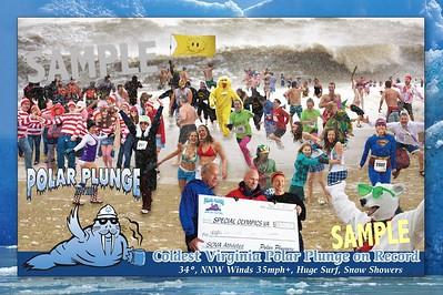 Polar Plunge 2010-Plunge Shots