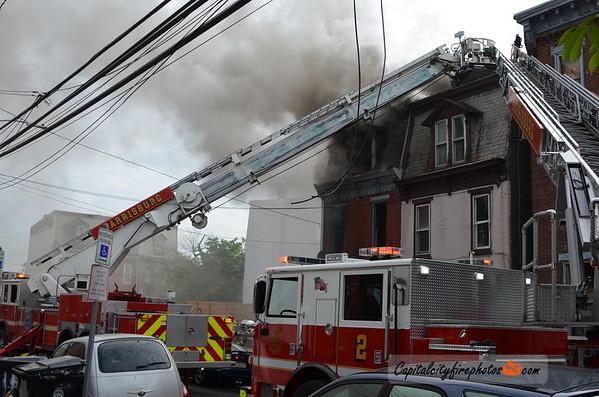 5/8/18 - Harrisburg, PA - S. 14th St