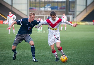 Airdrieonians v Queens Park 30 9 17